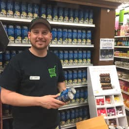 Chris Telford Store Manager