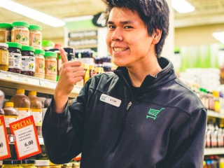 Pemberton Supermarket Staff