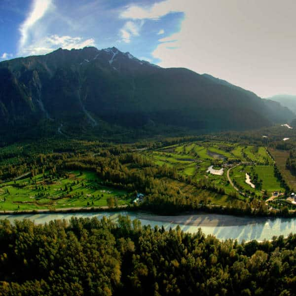 Pemberton Webcam