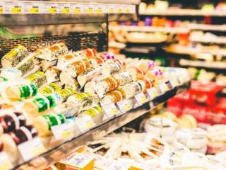 Pemberton Valley Supermarket Cheese Selection