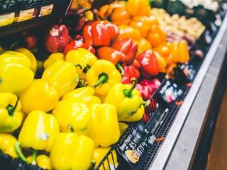 Pemberton Valley Supermarket Peppers