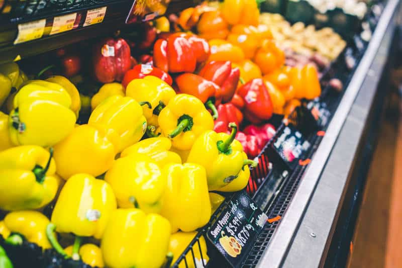 Pemberton Valley Supermarket Peppers