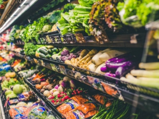 Pemberton Valley Super Market Produce Department