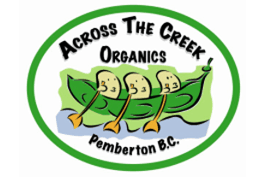 Across the Creek Farms Pemberton logo