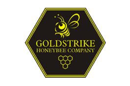 Goldstrike Honeybee Company logo