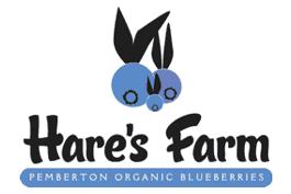 Hare's Farm Pemberton logo