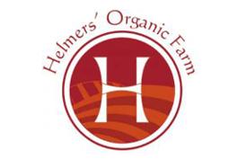 Helmer's Organic Farm logo