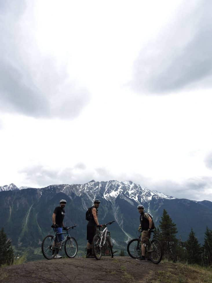 Pemberton Mountain Biking