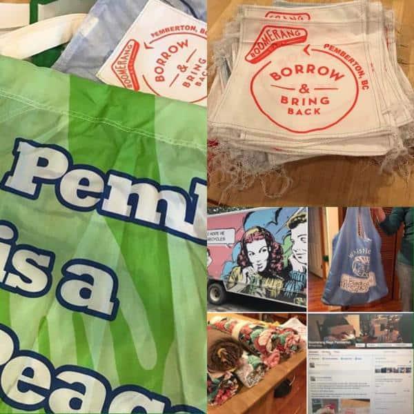 Boomerang Bags Pemberton
