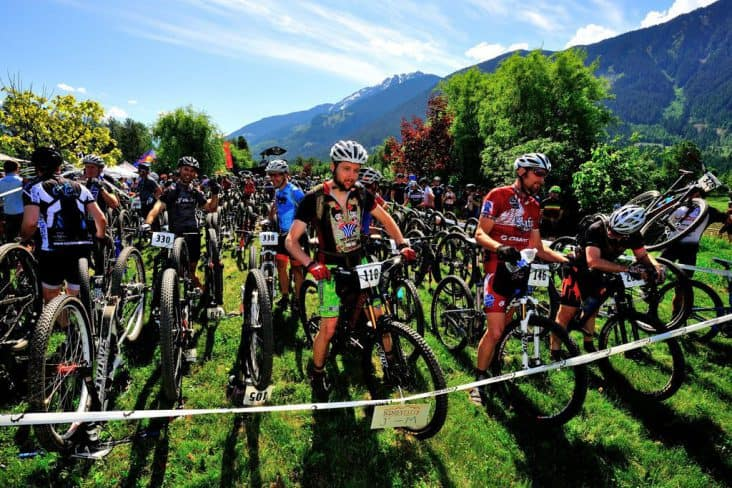 Nimby Fifty XC Marathon Mountain Bike Race