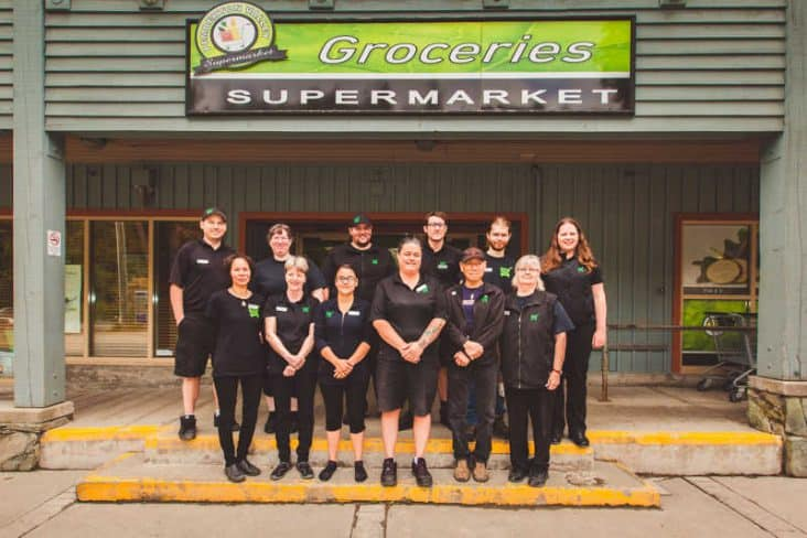 Pemberton Valley Supermarket Staff