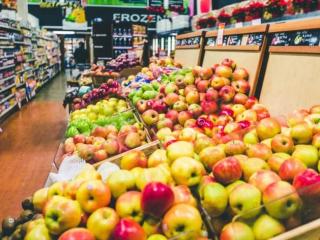 Pemberton Valley Supermarket Apples