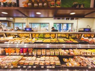 Pemberton Valley Supermarket Deli Department