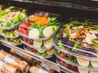 Pemberton Valley Supermarket Salad Bar