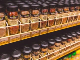 Pemberton Valley Supermarket Spices