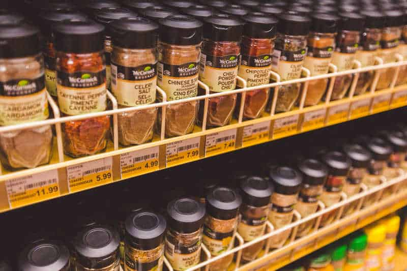 Pemberton Valley Supermarket Spices
