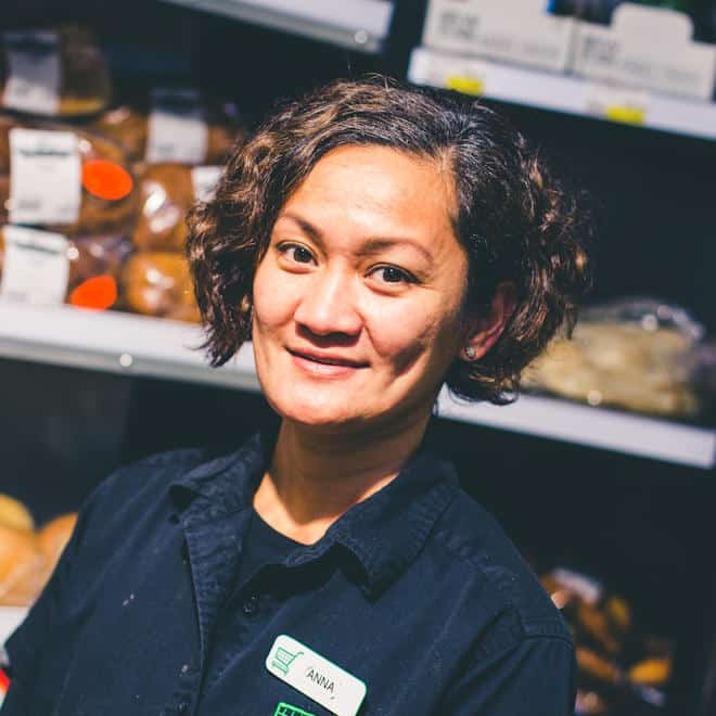 Pemberton Valley Supermarket Employee